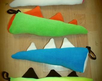 Custom Cosplay Tail Fancy Dress Anthro Monster Dragon Lizard Dinosaur Kawaii OOAK