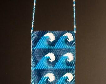 Amulet Bag Waves