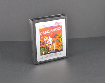 Atari 2600 Kangaroo Atari Game From Atari 1983