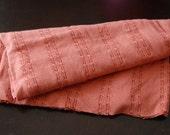 Coral stretch knit newborn wrap