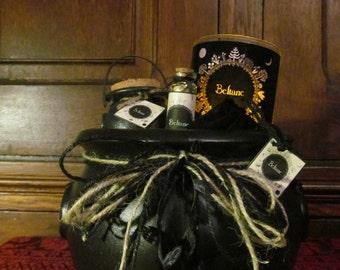 Old Witchery ~ Sacred Cauldron Collection CHOOSE YOUR OWN, gods, goddess, yule, lammas, Imbolc, ostara, litha, mabon, samhain, ritual, altar