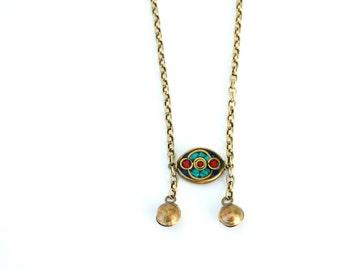 Nepali Bells Necklace