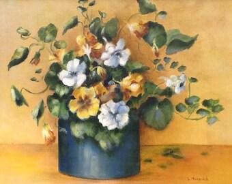 Filigree Flowers