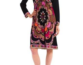 1960s Vintage French Yé-Yé Dress  Size: S/M