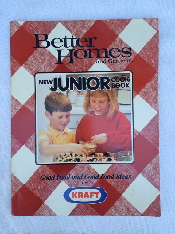 Better homes and gardens new junior cookbook by Better homes and gardens latest recipes