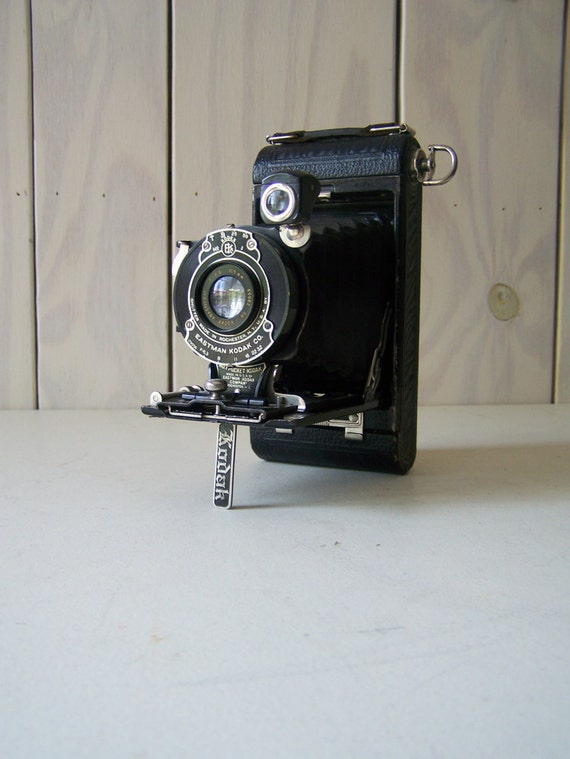 Eastman Kodak Camera Model No 1 Fold Able Pocket Camera