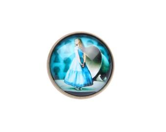 Alice in wonderland Ring, alice ring, (2020B)