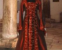 Medieval Renaissance Maiden Dress No. 119