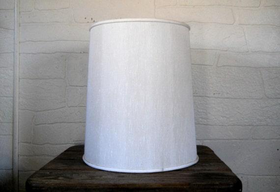 drum lamp shade large drum lampshade retro lampshade table lamp shade. Black Bedroom Furniture Sets. Home Design Ideas