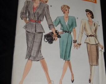 Vogue 7170  Misses Dress Sewing Pattern - UNCUT -Size 8 10 12