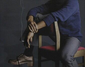 Bob Marley Chair Poster