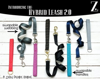 Add a matching Hybrid Leash 2.0 to Your Order