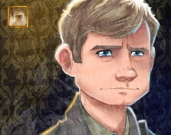 John Watson - BBC Sherlock