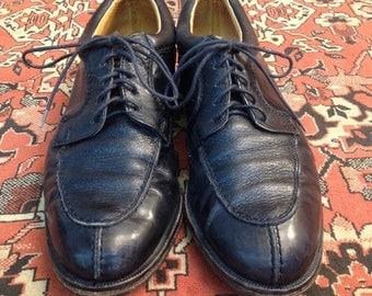 Vintage Bachrach Leather Dress Shoes Size 8M