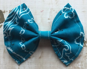 Classic Bowdana (Totally Teal)