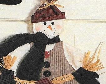 Simplicity Door Charmers For All Seasons Idea Book Machine Sewing Seasonal Decor