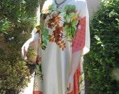 Luscious Feminine White Caftan, Womens Kaftans, Dresses, White Tunic, Coverup
