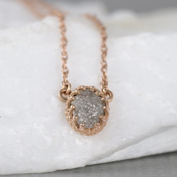 the conflict in diamond necklace