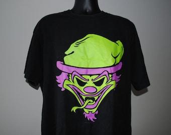 1995 I.C.P. Riddle Box Rare Vintage Psychopathic Records Classic Juggalo Album T-Shirt