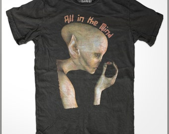 Alien t-shirt | Alien shirt | Alien T Shirt | UFO T Shirt | Area 51 | Alien Abduction | Roswell | - All In The Mind -