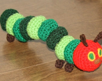 Hungry Caterpillar pattern