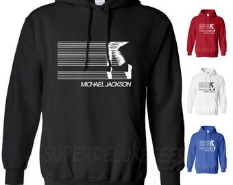 Michael Jackson Moonwalker Smooth Criminal Hooded Sweatshirt King of Pop Hoodie