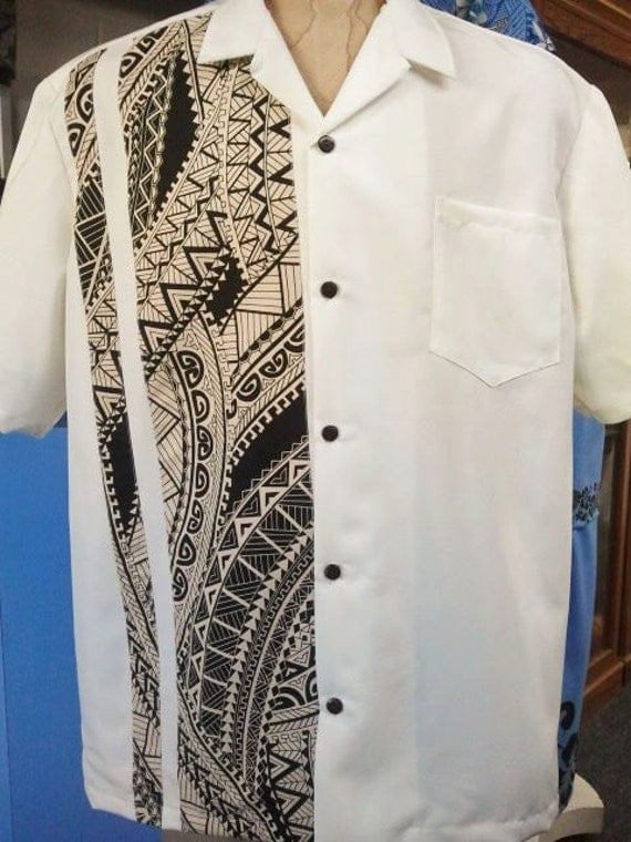 Men's Polynesian Tribal Shirts zQWCRPbY