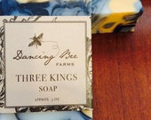 Three Kings Soap