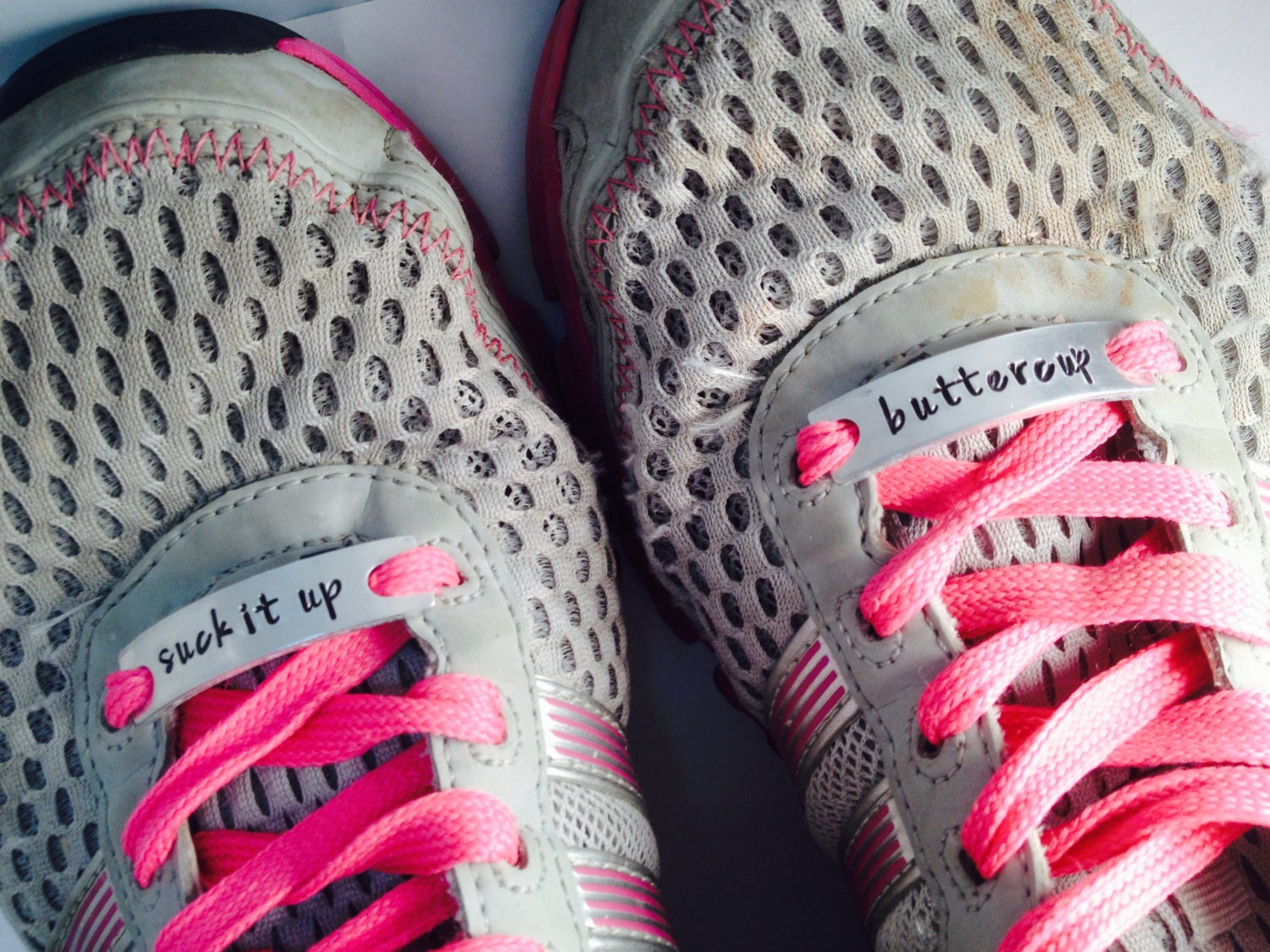 Runner Shoe Lace Charms