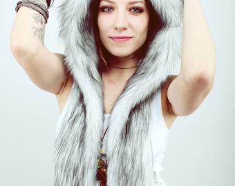 "Hat ""Husky"" mod. A, faux fur."