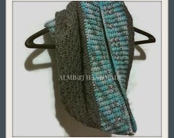 Crochet Cowl Scarf , Large Infinity Scarf , Crochet Poncho , Circular Cowl , Woman Crochet Poncho , Hooded Scarf , Versatile Cowl