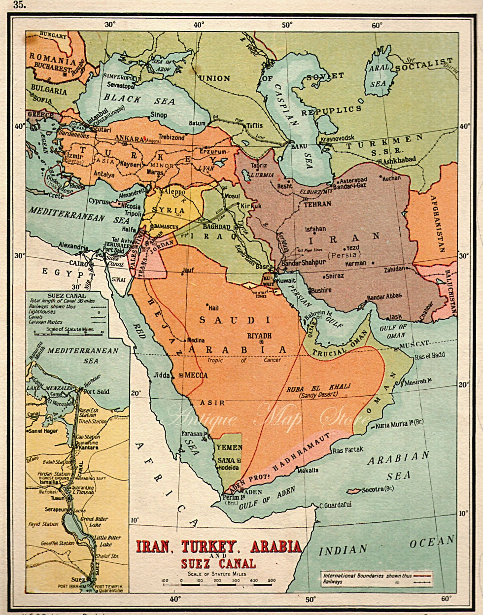 Middle East Map In 1940 28 Images Africa 1940 By Edthomasten On