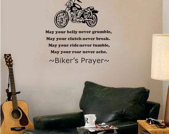 Prayer Wall Decal Etsy