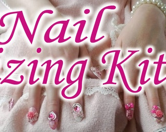 Nail sizing kit - get the right size nails with no risk!