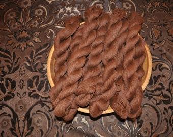 100% Suri Alpaca Yarn- Georgia Blanket