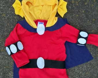 Baby Etrigan Geeky Costume Comicon