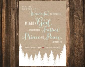 Christian christmas | Etsy
