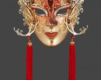Venetian Mask Venetian Butterfly