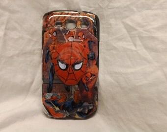 Handmade Spider-Man Samsung Galaxy s3 case