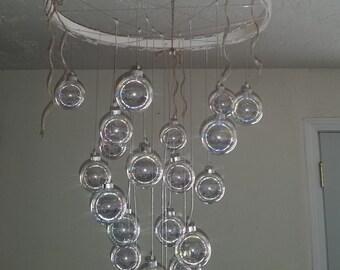 Bubble Chandelier