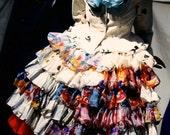 Vintage St Martins fashion collection wedding dress size UK8 US6