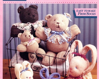 McCall's Creates Bunnies, Babies, & Bears