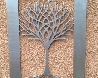 "Tree of Life Wall Hanging 11"" x 15.5"""