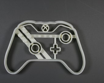 X-Box Controller Cookie Cutter