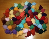 Chubby catnip mouse cat toy - You choose the color!