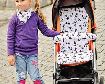 Scarf/bib for your baby