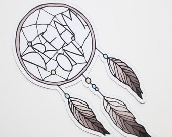 Dream Catcher Magnet - Gift Fridge Dream Catcher Refrigerator Magnets