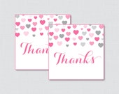 Printable Hearts Baby Sho...