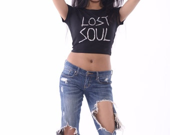 Lost Soul Crop Top