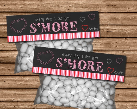 Free Printable Smore Menu For Smore Bar | Party ...